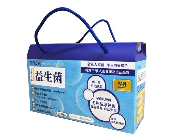 全家人-益生菌分解酶酵素粉包(150入) 1