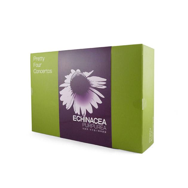 奇力素─紫錐菊草本複方精華膠囊禮盒 1