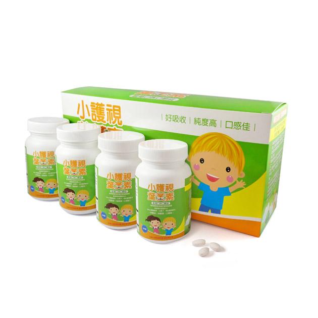 橙心─小護視葉黃素口嚼錠(大) 1